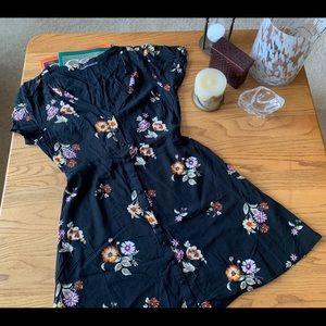 Abercrombie & Fitch dress medium spring break